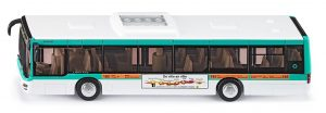 Siku - 3734F - Véhicule sans piles - bus urbain ratp - 1,50 ème - metal