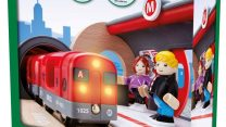 Brio - 33513 - Jeu de Construction - Circuit Metro