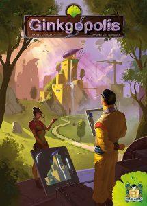Gingkopolis - Pearl Games