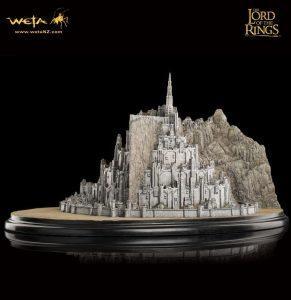 Le Seigneur des Anneaux Diorama Minas Tirith
