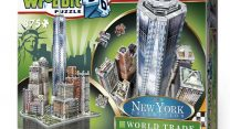 Wrebbit - Puzzle 3D - 34507 - Collection New York World Trade District Puzzle
