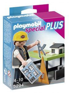 Playmobil - 5294 - Figurine - Architecte