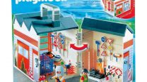 Playmobil - 4043 - Atelier de chantier